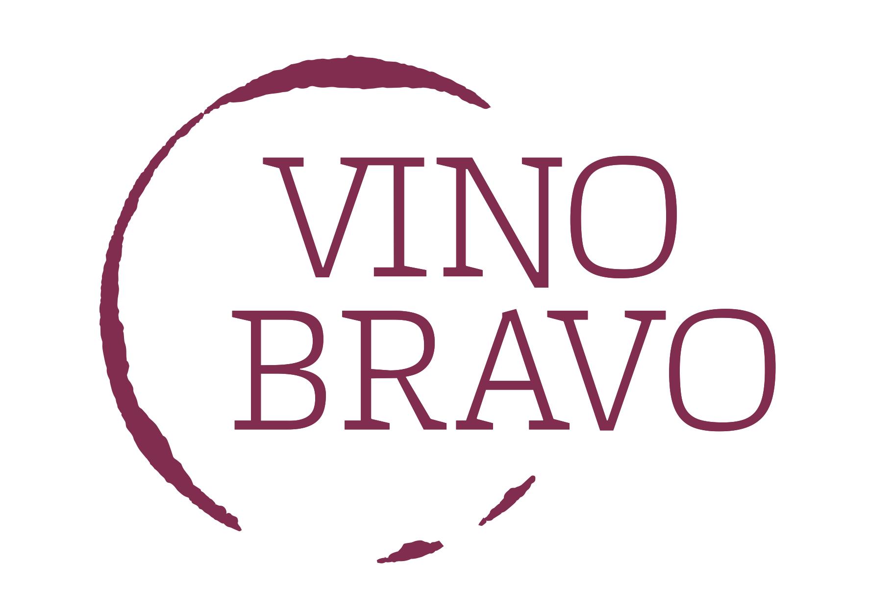 Logotype de Vino Bravo
