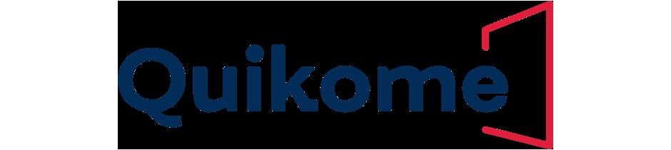 Logotype de Quikome - https://www.quikome.com/