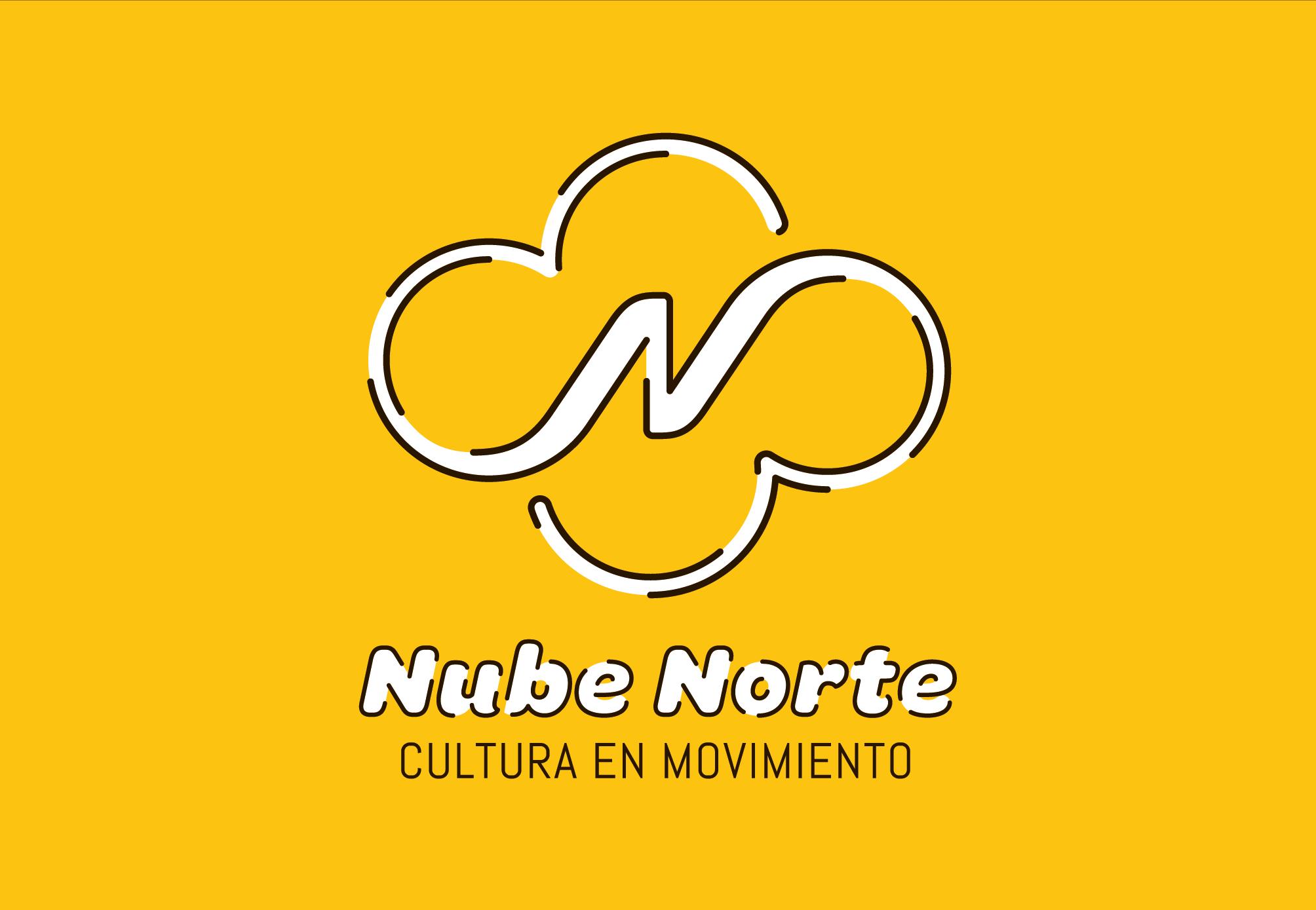 Logotype du centre culturel Nube Norte à Pichilemu
